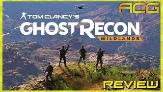 "Ghost Recon Wildlands Review ""Buy, Wait for Sale, Rent, Never Touch?"""