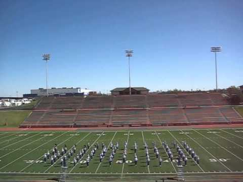 Palo Duro High School Marching Band 2013