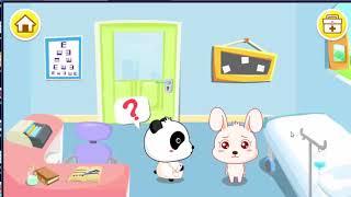 Baby Panda's Hopital-Game For Kids