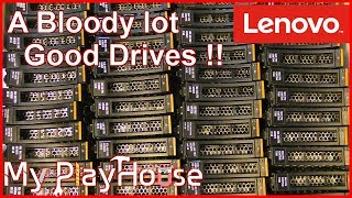 "Sorting out Good and Bad 2.5"" Lenovo Drives, Surprised - 831"
