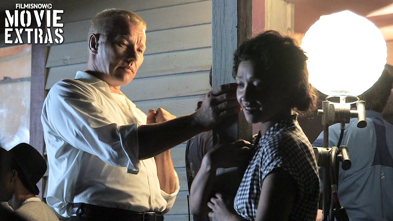 Go Behind the Scenes of Loving (2016)