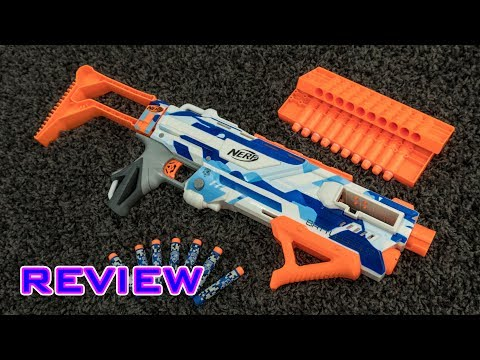 [REVIEW] Nerf Battlescout | Battlecamo Edition!