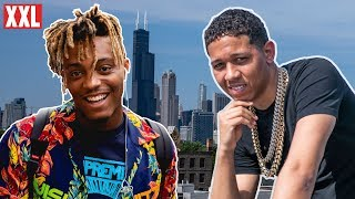 Lil Bibby Explains Why Juice Wrld Wasn't a Freshman for XXL in 2019