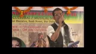 Sohan Rawat at Uttarakhand Cultural/Musical Nite Dubai on 17th January 2013