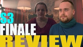 "The Handmaid's Tale - Season 3 Finale Review - ""Mayday"""