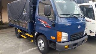 Báo Giá Xe Tải N250 2.5 Tấn Và Hyundai Poter H150 1.5 Tấn - Trả Trước 100 triệu