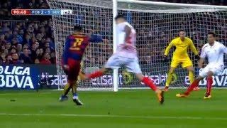 Neymar vs Sevilla Home 15-16 (28/02/2016)
