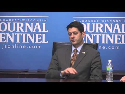 Paul Ryan on Scott Walker