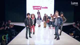 Levi's Kids Fashion Runway Show at CFC F/W 2015/16
