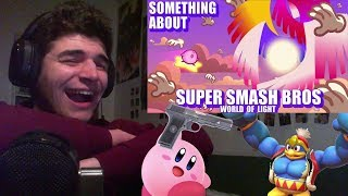 Something About Smash Bros WORLD OF LIGHT ANIMATED - Reaction Star-Kid