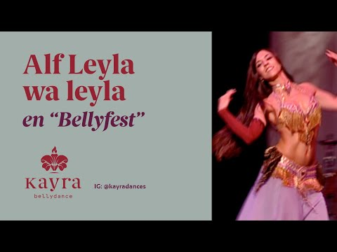 KAYRA Danza Oriental/Bellydance