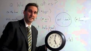 آموزش آلمانی ساعت  Deutsch lernen die Uhr