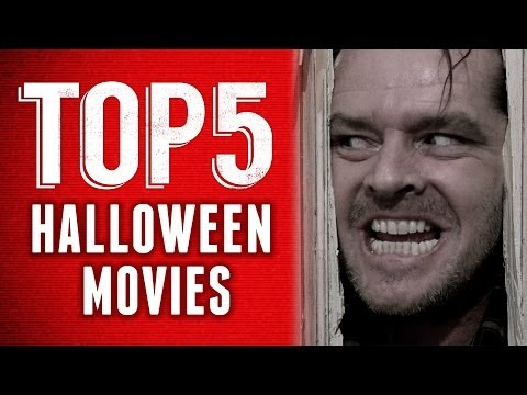 Top 5 Halloween Movies - Top 5 Fridays