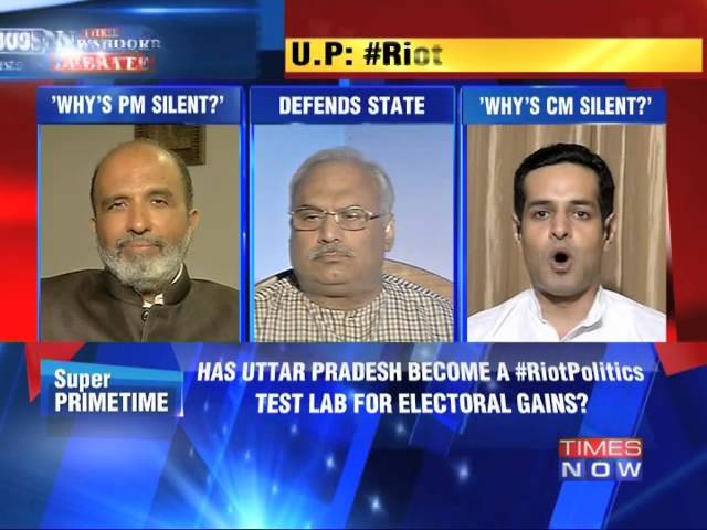 The Newshour Debate: Riot Politics - Part 2 (28th July 2014)