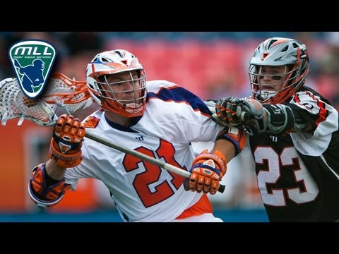 Week 6 MLL Highlights: Hamilton Nationals at Denver Outlaws