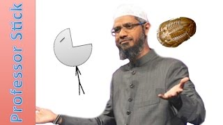 Zakir Naik Doesn't Understand Darwin's Work