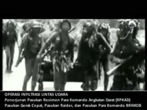 OPERASI TRIKORA by Arisandi Putra
