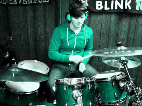 Yelawolf Let's Roll - Drum Cover video