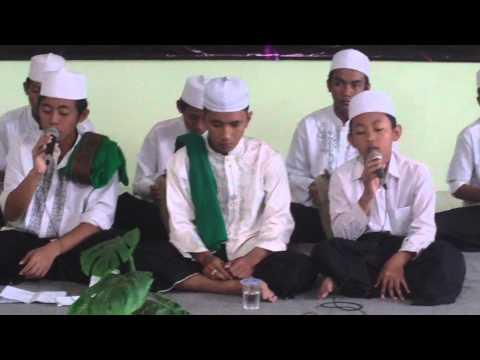Hadrah al-Wahidiyah SMP Nurul Jadid 02