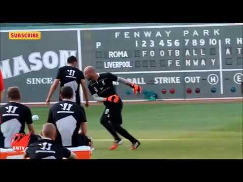 Pepe Reina does Jose Enrique with a quality bit of skill - FootballRead.Com