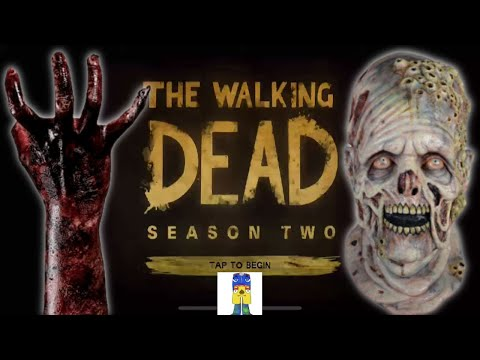 THE WALKING DEAD SEASON 2 COMPLETE GAME