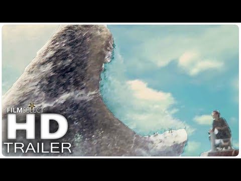 THE MEG Trailer (2018)