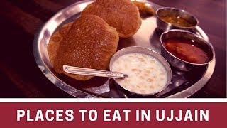 Places to eat in Ujjain | Madhya Pradesh