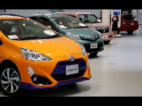 Toyota Recalls 2.86 Million Cars Globally Over Emissions Control Unit