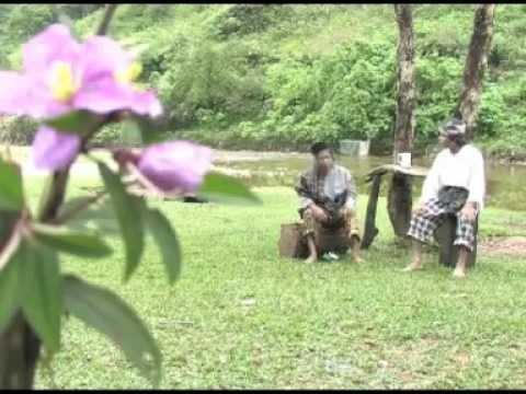 Kuciang Tuo - (mak Itam & Parjah) video