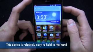 Sprint LG Optimus G Review