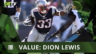 Value Play: Dion Lewis