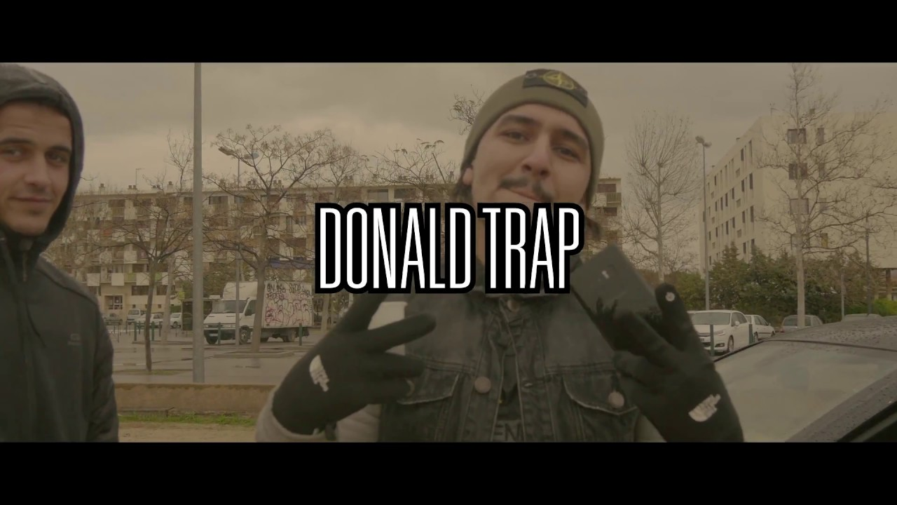 La Kicka - DONALD TRAP (CLIP OFFICIEL)
