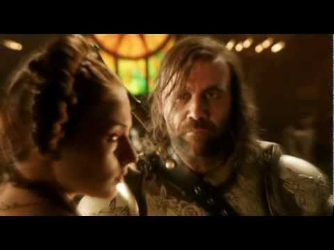 Sansa Stark (Sandor Clegane) The Hound - Never let me go - Game of Thrones