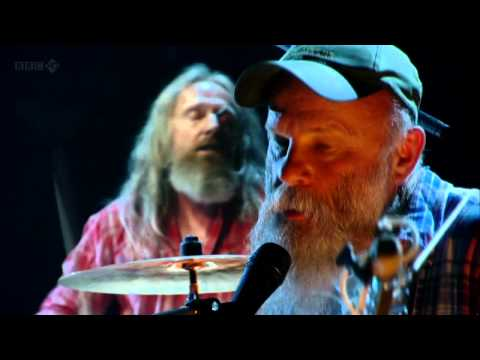 Seasick Steve You Can't Teach An Old Dog New Tricks-Later with Jools Holland Live HD 2011