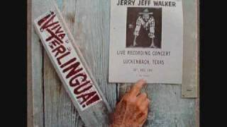 Watch Jerry Jeff Walker London Homesick Blues video