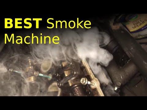 BEST automotive smoke machine you can build