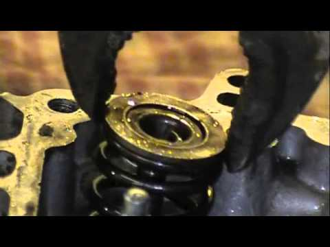 How To Remove Valves Without A Valve Spring Compressor