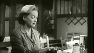 "BETTE DAVIS ""WITH MALICE TOWARD ONE"" 1957 (1/3)"