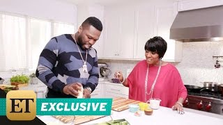 EXCLUSIVE: Watch 50 Cent Try to Cook on Cooking Channel