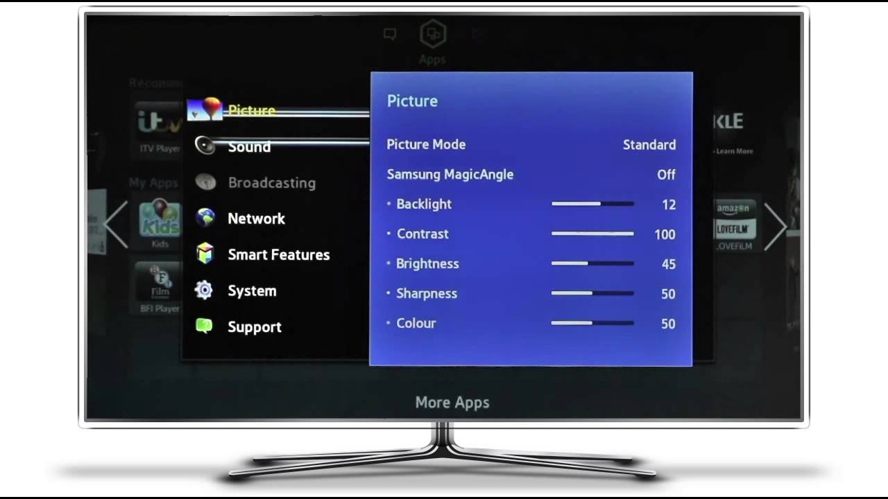 samsung f series tv how to combine the f series samsung smart hub part 1