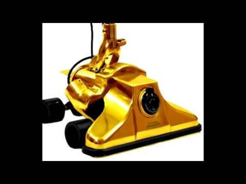 $1,000,000 24k Gold Vacuum GoVacuum GV62711 Is The World s Most Expensive Vacuum Cleaner