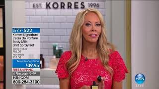 Download HSN | KORRES Beauty 10th Anniversary 09.14.2017 - 12 PM 3Gp Mp4