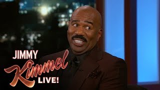 Steve Harvey Has Strong Opinions About BBQ