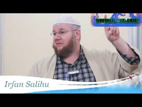 Hoxhë: Irfan Salihu -