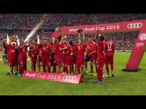 FC Bayern München gewinnt gegen Real Madrid thumbnail