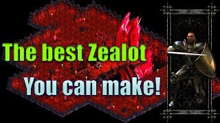 Diablo 2: This is the best Zealot Paladin You can Make!