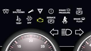 International Durastar: Dashboard Lights