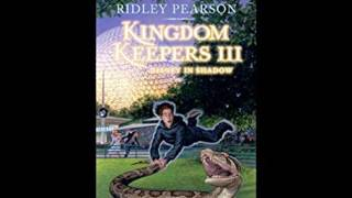 Disney In Shadow  Kingdom Keepers  #3 By Ridley Pearson Audiobook