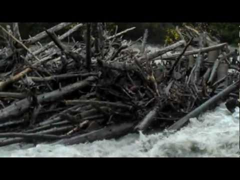 Campground Rapids Eagle River, AK 6.55' 9 21 12 4500 CFS