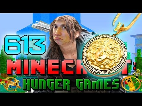 Minecraft: Hunger Games W mitch! Game 613 - All Gold Everything video